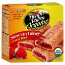 Health Valley Cereal Bars Strawberry Cobbler Organic - 6 ct