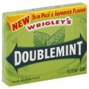 Wrigley's Doublemint Gum Slim Pack Single Pack