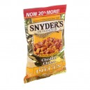 Snyder's of Hanover Pretzels Pieces Cheddar Cheese