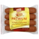 Oscar Mayer Selects Premium Franks Smoked Uncured - 8 ct