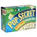 Pop Secret Microwave Popcorn 94% Fat Free Butter