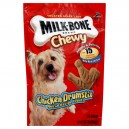 Milk-Bone Chewy Dog Treats Chicken Drumstix