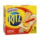 Kraft Handi-Snacks Ritz Crackers 'n Cheez - 6 ct
