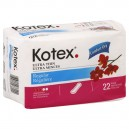 Kotex Maxi Pads Ultra Thin Medium Flow