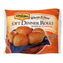 Rhodes Warm-N-Serv Rolls Dinner White - 6 ct Frozen