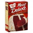Duncan Hines Moist Deluxe Cake Mix Red Velvet