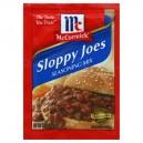 McCormick Seasoning Mix Sloppy Joes