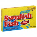 Swedish Fish Original Red Theatre Box