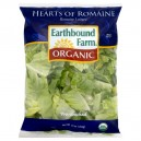 Salad Earthbound Farm Hearts of Romaine Organic