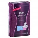Poise Hourglass Shape Pads Regular Length Ultimate Absorbency