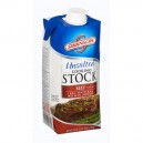 Swanson Cooking Stock Beef Unsalted No MSG 100% Natural
