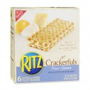 Nabisco Ritz Crackerfuls Filled Crackers Four Cheese - 6 ct
