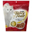 Fancy Feast Gourmet Dry Cat Food Filet Mignon Flavor with Seafood & Shrimp
