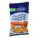 Quaker Quakes Rice Snacks Cheddar Cheese