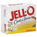 Jell-O Cook & Serve Pudding & Pie Filling Lemon
