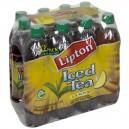 Lipton Iced Tea Lemon Natural Flavor - 12 pk