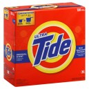 Tide Powder Laundry Detergent Original Scent Concentrated