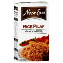 Near East Rice Pilaf Mix Garlic & Herb 100% Natural