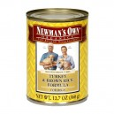 Newman's Own Organics Wet Dog Food Turkey & Brown Rice Formula