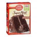 Betty Crocker Supermoist Cake Mix Devils Food
