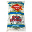 Harvest Of The Sea Shrimp Tail-On Raw Extra Jumbo - 16-20 ct Frozen