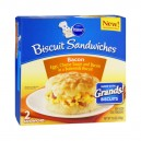 Pillsbury Grands! Biscuit Sandwiches Bacon, Egg & Cheese - 2 ct