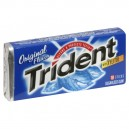 Trident Gum Original Flavor Sugar Free Single Pack