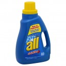 all 2X Ultra Liquid Laundry Detergent Stainlifter