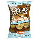 Stacy's Bagel Chips Simply Naked Topped With A Touch Of Sea Salt