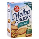 Old London Melba Snacks Sea Salt Whole Grain