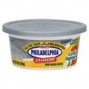 Kraft Philadelphia Cream Cheese Spread 1/3 Less Fat Garden Vegetable