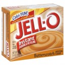 Jell-O Instant Pudding & Pie Filling Butterscotch
