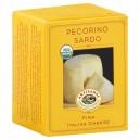 Artisanal Premium Cheese Pecorino Sardo Organic (Firm Italian)