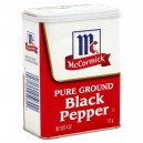 McCormick Pepper Black Ground