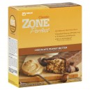 ZonePerfect Classic Nutrition Bars Chocolate Peanut Butter Natural - 5 ct