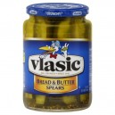 Vlasic Pickles Bread & Butter Spears
