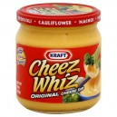 Kraft Cheez Whiz Original Cheese Dip