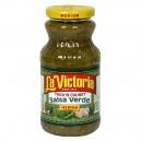 La Victoria Thick & Chunky Salsa Verde Medium