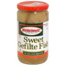 Manischewitz Gefilte Fish Sweet in Jelled Broth