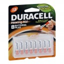 Duracell Easy Tab Hearing Aid Batteries Size 13
