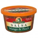 Santa Barbara Salsa Mango & Peach Fresh