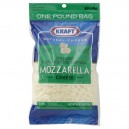 Kraft Cheese Mozzarella Shredded