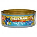 StarKist Tuna Chunk Light Low Sodium in Water