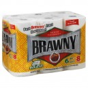 Brawny Pick-A-Size Paper Towels Big Roll 2-Ply