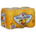 San Pellegrino Aranciata Sparkling Orange Beverage - 6 pk