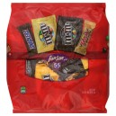 Mars Chocolate Fun Size Mix Stand-Up Pouch Snickers, M&M's & Twix
