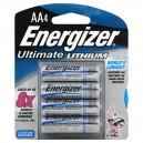 Energizer e2 Lithium Batteries Size AA
