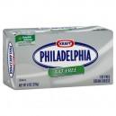 Kraft Philadelphia Cream Cheese Brick Fat Free