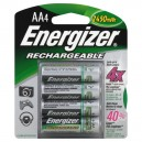 Energizer e2 Rechargeable Batteries Size AA