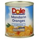 Dole Orange Mandarin Segments in Light Syrup